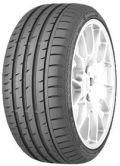 Летняя  шина Continental ContiSportContact 3 245/40 R18 93Y