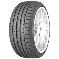 Летняя  шина Continental ContiSportContact 3 255/45 R19 100(Y)