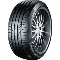 Летняя  шина Continental ContiSportContact 5 SUV 255/50 R19 107W  RunFlat