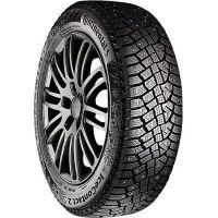 Зимняя шипованная шина Continental IceContact 2 SUV 265/70 R16 112T  (0347203)