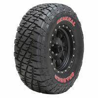Летняя шина General Tire Grabber X3 31/10.5 R15 109Q  (450629)