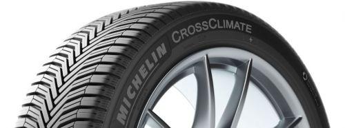 Летняя  шина Michelin CrossClimate+ 205/50 R17 93W