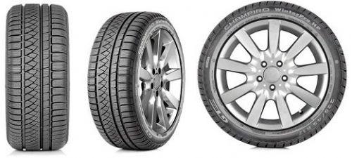 Зимняя  шина GT Radial Champiro WinterPRO HP 225/65 R17 102H