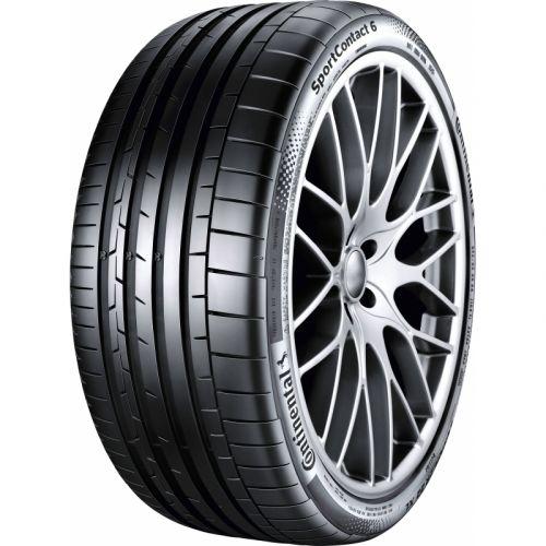 Летняя  шина Continental SportContact 6 335/25 R22 105(Y)
