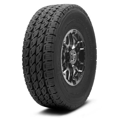 Летняя  шина Nitto Dura Grappler HT 235/65 R18 106T