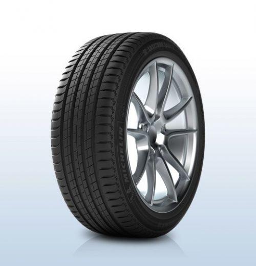 Летняя  шина Michelin Latitude Sport 3 255/60 R17 106V