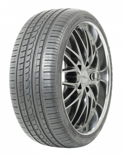 Летняя  шина Pirelli P Zero Rosso Asimmetrico 265/35 R18 93Y