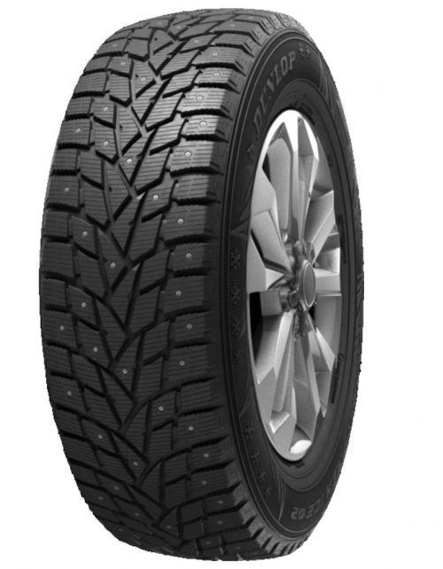 Зимняя шипованная шина Dunlop Grandtrek Ice 02 235/60 R18 107T