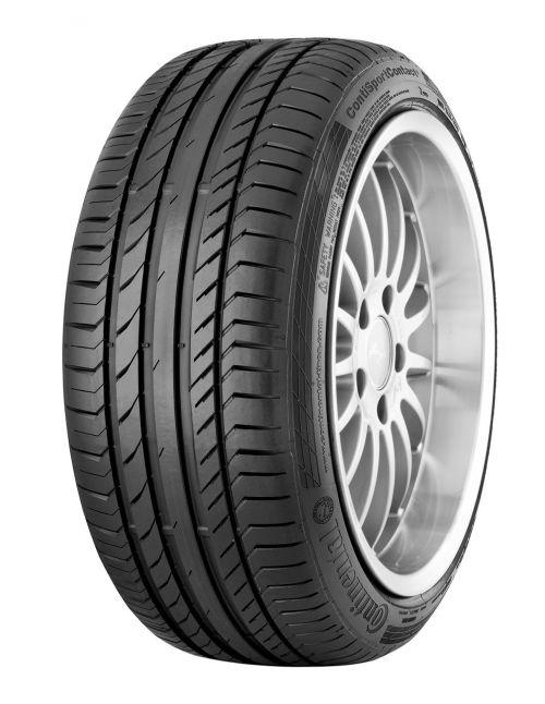 Летняя шина Continental ContiPremiumContact 5 SUV 235/65 R17 104V  (357621)