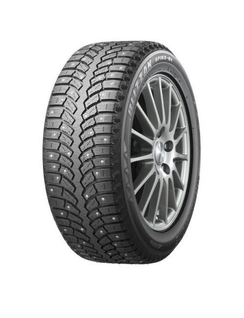Зимняя шипованная шина Bridgestone Blizzak Spike-01 215/50 R17 91T