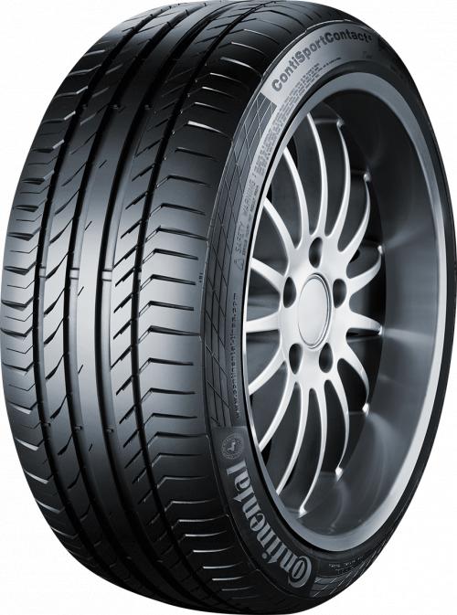 Летняя  шина Continental ContiSportContact 5 235/40 R19 92V