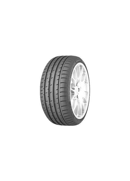 Летняя  шина Continental ContiSportContact 3 255/30 R19 91Y