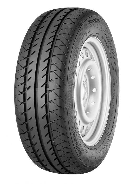 Летняя  шина Continental VancoEco 215/65 R16 109/107T