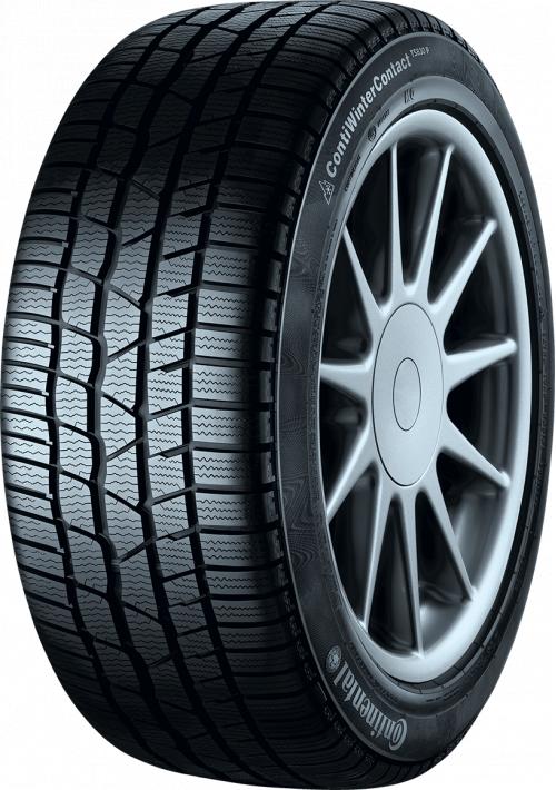 Зимняя шина Continental ContiWinterContact TS830 P 195/65 R15 91T  (0353125)