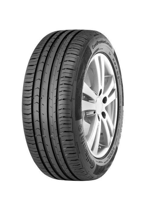 Летняя  шина Continental ContiPremiumContact 5 225/45 R18 91V  RunFlat