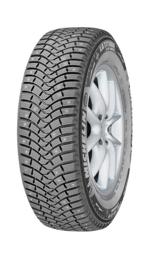 Зимняя шипованная шина Michelin Latitude X-Ice North 2+ 225/55 R18 102T